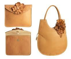 Fancy Ladies Leather Handbags