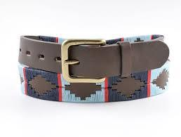 Argentinian Stylish Mens Polo Leather Belts