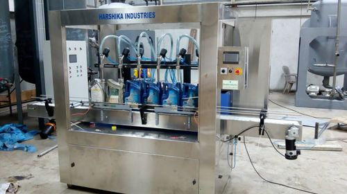 Automatic Industrial Oil Filling Machines in  Vasai (E)