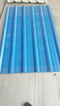 Coated Roofing & Wall Sheet