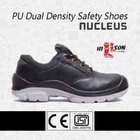 Nucleus Leather Safety Shoes
