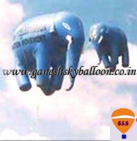 Animal Shape Sky Balloons