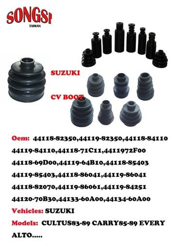 CV Boot Suzuki