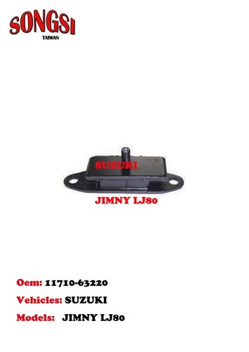 Engine Mounting Suzuki Jimny LJ 80