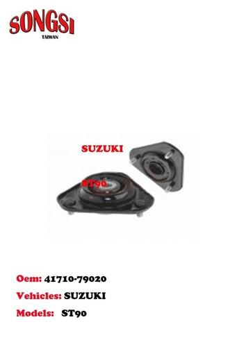 Shock Absorber Mounting Suzuki ST90