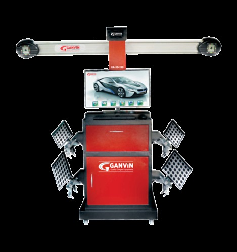 3D Wheel Alignment Systems