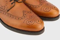 beautiful handcrafted leather shoes