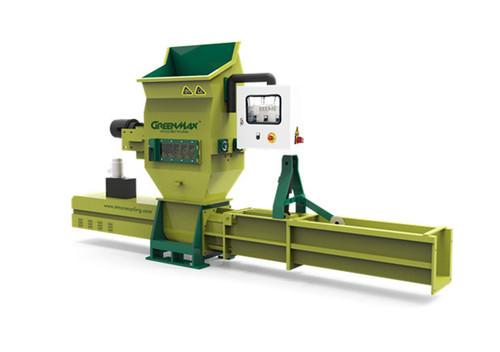 Greenmax Apolo C100 Styrofoam Recycling Compactor