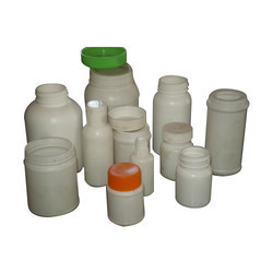 Pharma Plastic Bottle