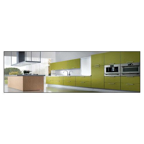 Pvc Modular Kitchen Cabinet At Best Price In Hyderabad Telangana Ingress Windoors