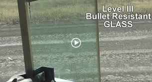 Bullet Proof Glass in   Industrial Area