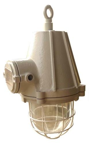 Flameproof LED Well Glass Fitting