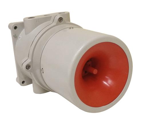 Flameproof Speaker