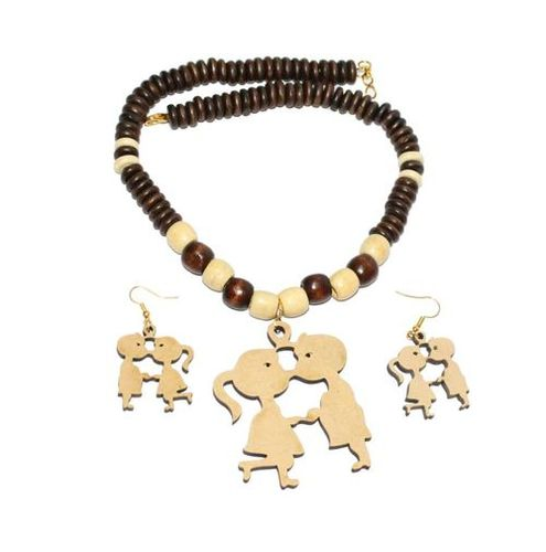 f9e33d29f4944 Wooden Jewellery In Jaipur, Wooden Jewellery Dealers & Traders In ...