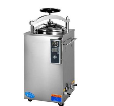 Wet Heat Fast Speed Pressure Steam Sterilizer (Vertical)