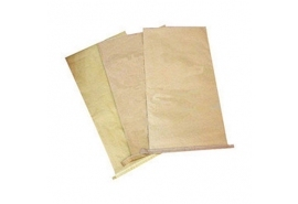 Woven Sack Lamination With Paper