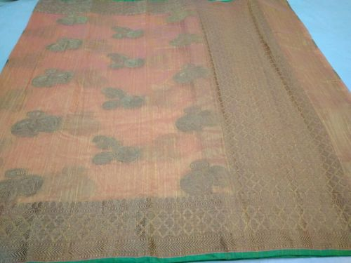 Fancy Khiccha Tanchui Sarees in   Madanpura