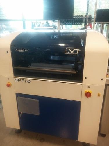 Smt Printer And Dispenser