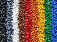 Recycled Colored PP Granules