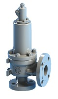 Spring Loaded Safety Relief Valve