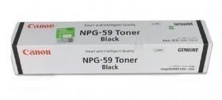 Canon Npg59 Original Black Toner Cartridge