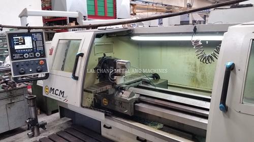 CNC Lathe Machines