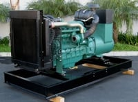 generator erection services