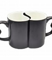 Ceramic Magic Couple Mug