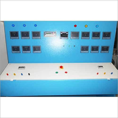 Motor Protections Relay Testing Bench