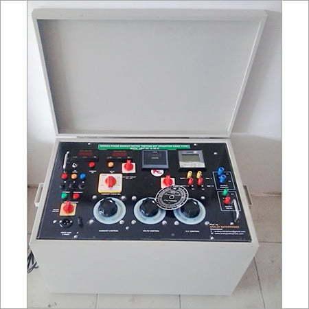 Portable Transformer Oil Testing Kit