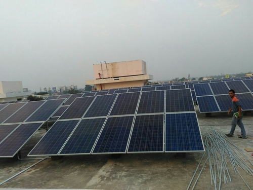 Solar Rooftop System in   Distt