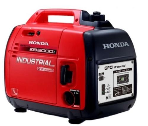 1600 Watt Portable Industrial Inverter Generator With GFCI Protection (Honda EB2000I)