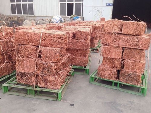 High Purity Copper Wire Scrap 99.99%