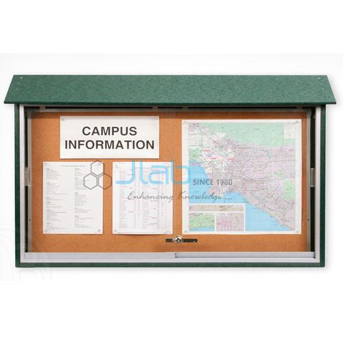 Portable Outdoor Display Units