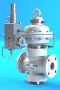 D53 Series Gas Pressure Regulators
