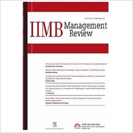 Iimb Management Review