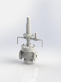 PB Series Upstream Pressure Control Valves