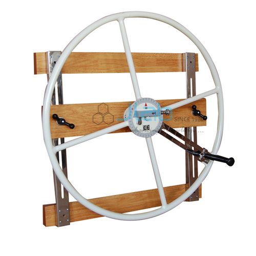 Shoulder Wheel Wall Mounting