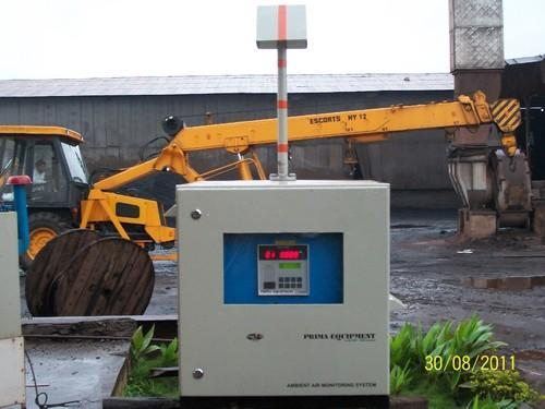 Continuous Ambient Air Quality Monitoring System In