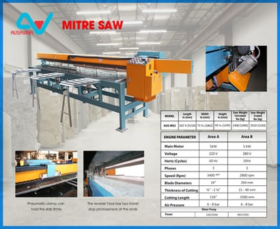 Rugged Mitre Saw Ms2 Certifications: Ce