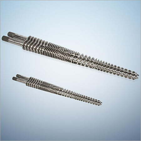 Conical Screw Barrels in  Vatva Phase-Iv
