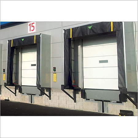 High Quality Impactable Dock Doors