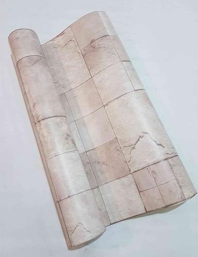 Pvc Brick Stone Wallpaper (Ix_W002)