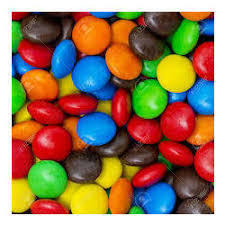 Color Chocolate Candy