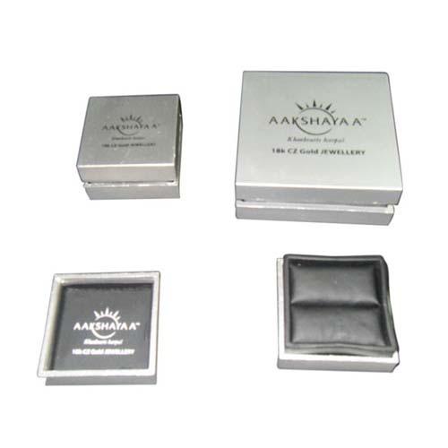 Double Jewellery Display Box