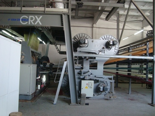 Used Van DE Weile Machines