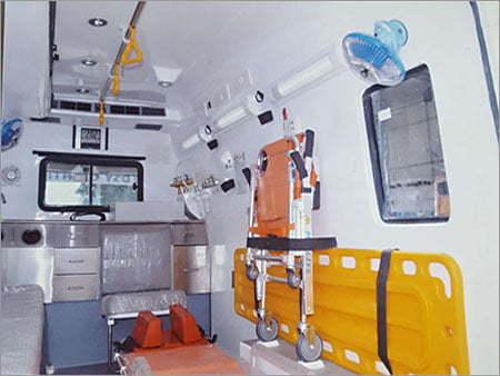Ambulance Van in  59-Sector