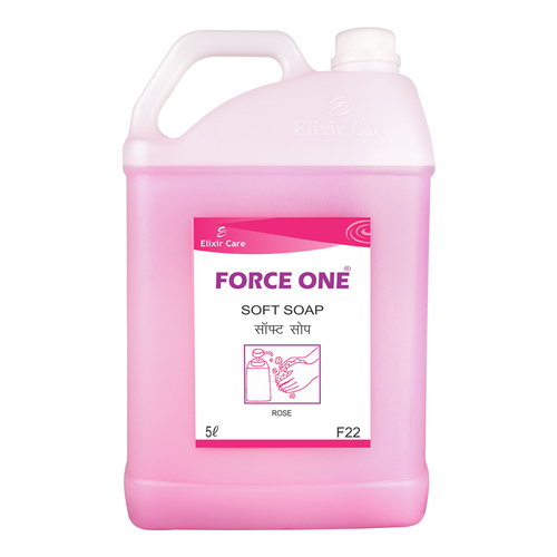 Force One Soft Soap