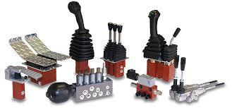 Reliable Hydraulic Joystick