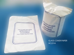 Paper Glass Cover
